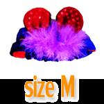 หมวกสุนัข หมวกหมา หมวกแมว size M
