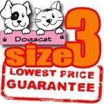 เสื้อสุนัข เสื้อหมา เสื้อแมว พร้อมส่ง size3