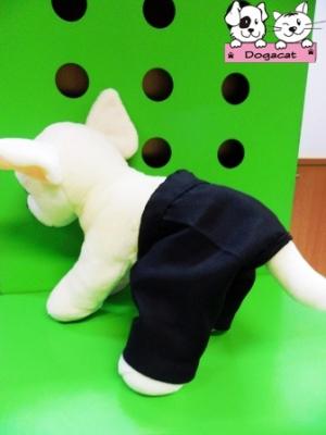 ตัวอย่าง กางเกงสุนัข แบบนักเรียน