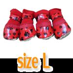 รองเท้าสุนัข รองเท้าหมา รองเท้าแมว size L
