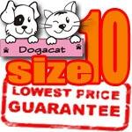 เสื้อสุนัข เสื้อหมา เสื้อแมว พร้อมส่ง size10
