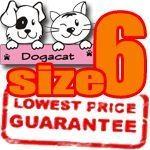 เสื้อสุนัข เสื้อหมา เสื้อแมว พร้อมส่ง size6