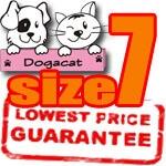 เสื้อสุนัข เสื้อหมา เสื้อแมว พร้อมส่ง size7