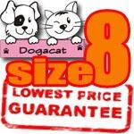 เสื้อสุนัข เสื้อหมา เสื้อแมว พร้อมส่ง size8