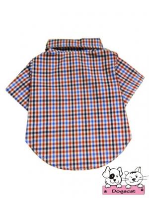 เสื้อสุนัข เสื้อหมา เสื้อน้องหมา เสื้อผ้าหมา เสื้อแมว เสื้อผ้าสุนัข สก๊อตเล็ก อินธนู โทนน้ำตาล