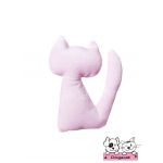 ของเล่นแมว ตุ๊กตาแมวแคทนิป สีชมพูอ่อน