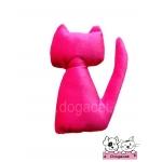 ของเล่นแมว ตุ๊กตาแมวแคทนิป สีชมพู