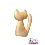 ของเล่นแมว ตุ๊กตาแมวแคทนิป สีทอง