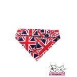 ผ้าพันคอสุนัข ผ้าพันคอแมว ลายลอนดอน