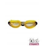 แว่นดำน้ำสุนัข สีเหลือง